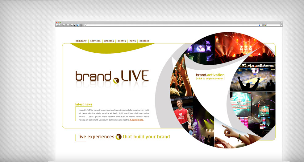 BRAND LIVE GROUP